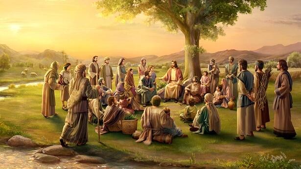 Trzeba zrozumieć, że przesłanie przekazywane przez Pana Jezusa w Wieku Łaski było tylko drogą pokuty